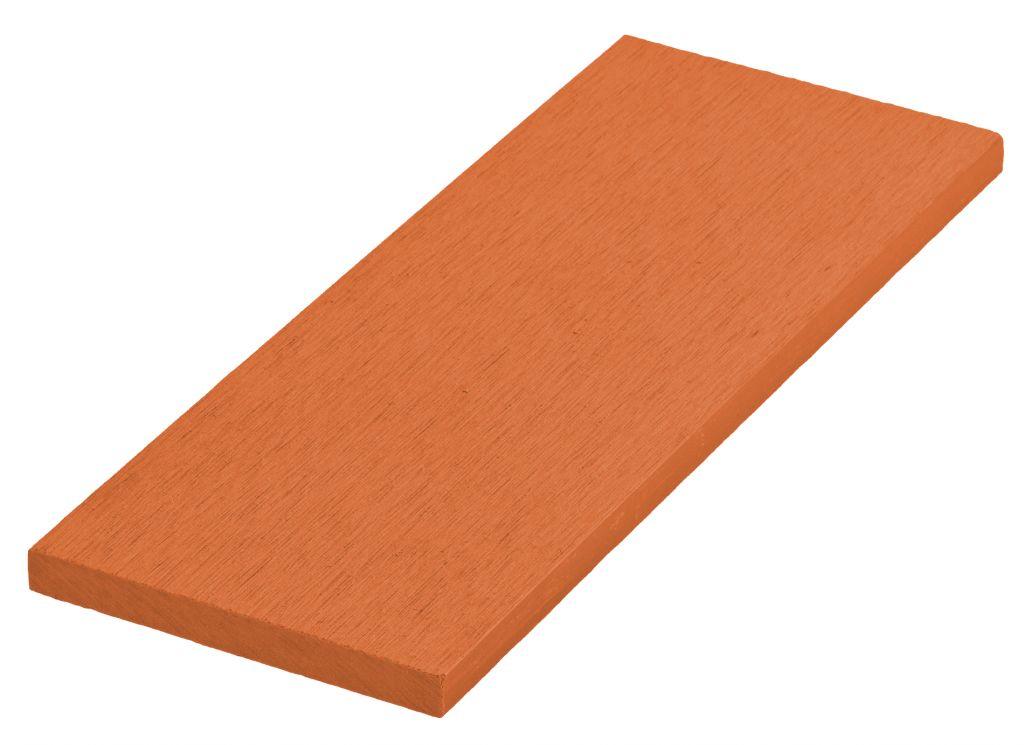 G21 Zakončovací lišta třešeň plochá - 0,9 x 9 x 200 cm