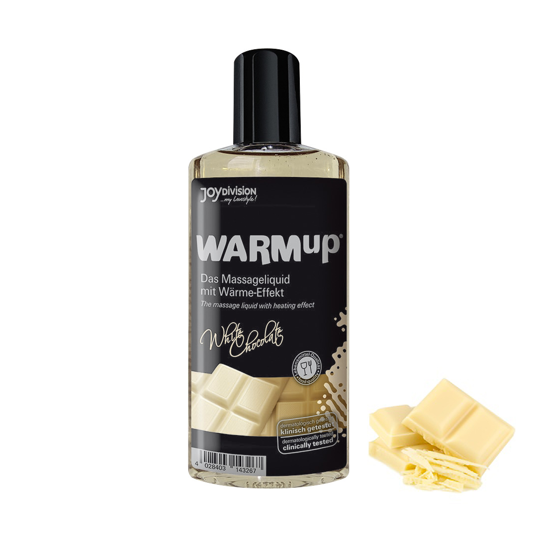 WARMup White Chocolate 150ml