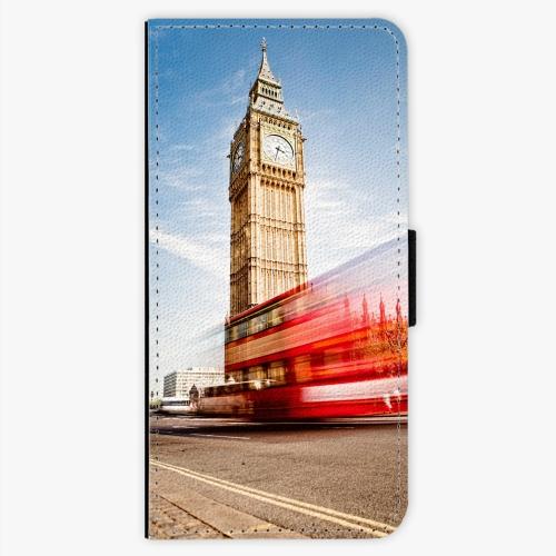 Flipové pouzdro iSaprio - London 01 - Samsung Galaxy S8