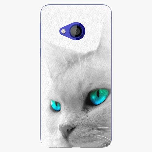 Plastový kryt iSaprio - Cats Eyes - HTC U Play