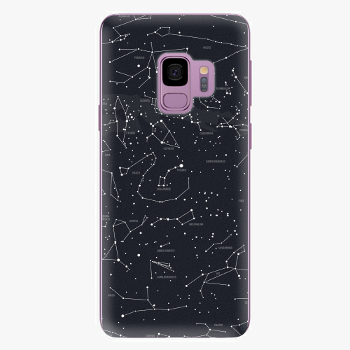 Plastový kryt iSaprio - Night Sky 01 - Samsung Galaxy S9