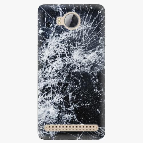 Plastový kryt iSaprio - Cracked - Huawei Y3 II