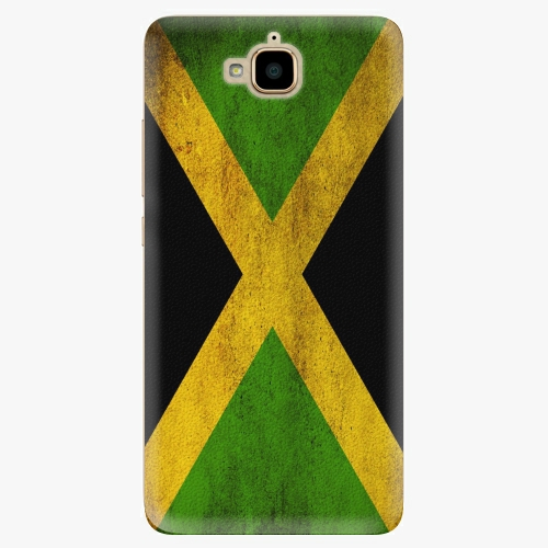 Plastový kryt iSaprio - Flag of Jamaica - Huawei Y6 Pro