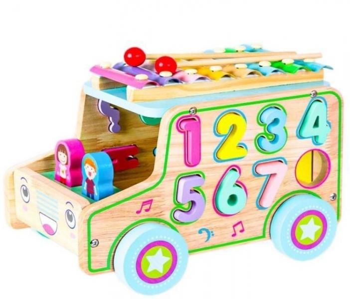 eco-toys-drevene-edukacni-auto-s-xylofonem