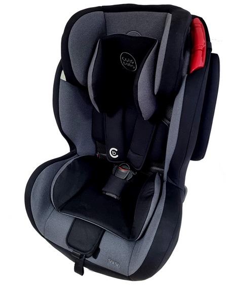 Coto Baby Autosedačka 9-36kg Salsa - Dark grey/Melagne - 2021