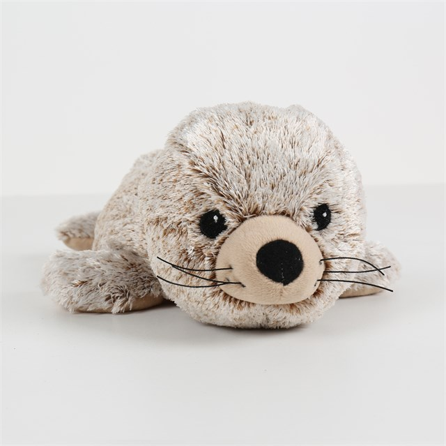 Warmies - Hřejivá mini zvířátka - Hřejivý tuleň