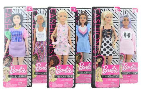 Barbie Modelka FBR37 TV 1.3. - 30.5.2020