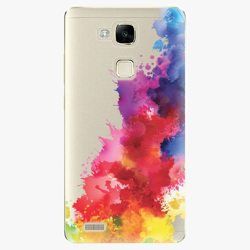 Plastový kryt iSaprio - Color Splash 01 - Huawei Mate7