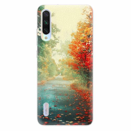 Silikonové pouzdro iSaprio - Autumn 03 - Xiaomi Mi A3