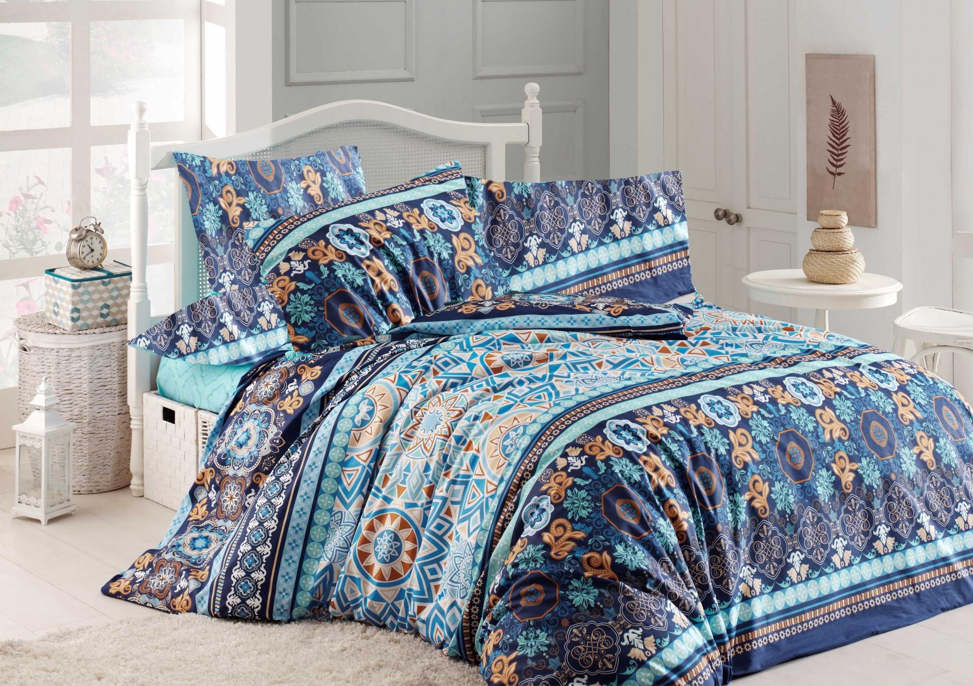 Přehoz přes postel dvoulůžkový Roman, Výběr rozměru: - 240x220cm