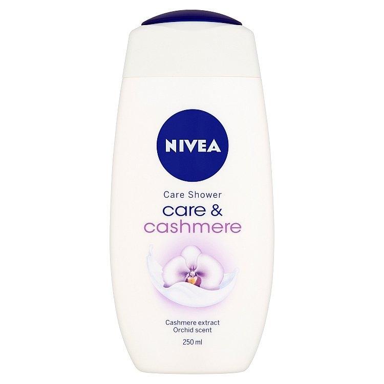 NIVEA Sprchový gel Cashmere Moments 250 ml