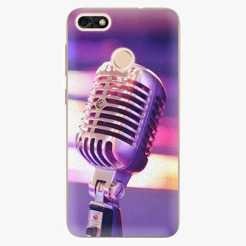 Plastový kryt iSaprio - Vintage Microphone - Huawei P9 Lite Mini