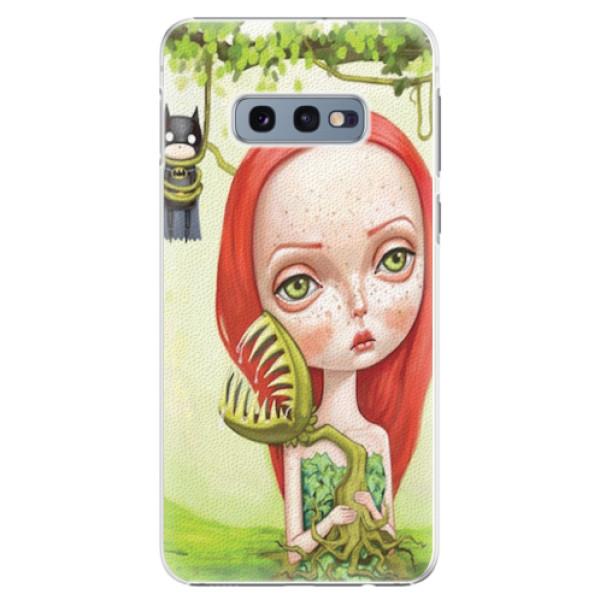 Plastové pouzdro iSaprio - Poison - Samsung Galaxy S10e