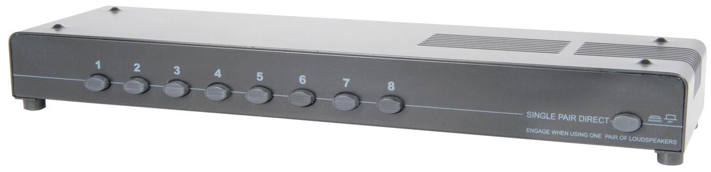 AV:link AD-SPK18, 8-kanálový reproduktorový rozbočovač signálu