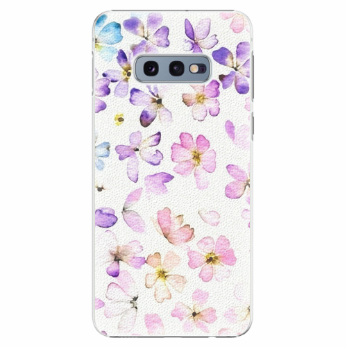 Plastový kryt iSaprio - Wildflowers - Samsung Galaxy S10e