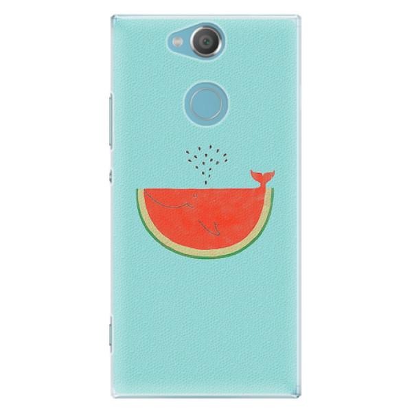 Plastové pouzdro iSaprio - Melon - Sony Xperia XA2