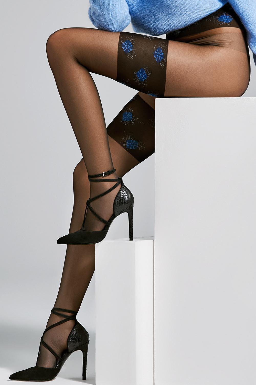 Dámské punčochové kalhoty Fiore Sky 20 DEN - Black/3-M