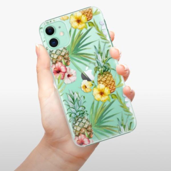 Plastové pouzdro iSaprio - Pineapple Pattern 02 - iPhone 11