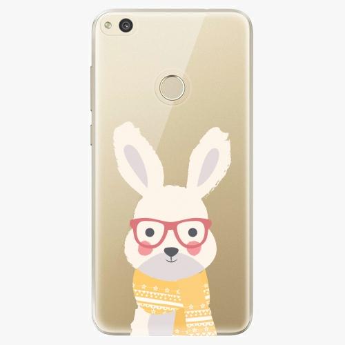 Plastový kryt iSaprio - Smart Rabbit - Huawei P8 Lite 2017