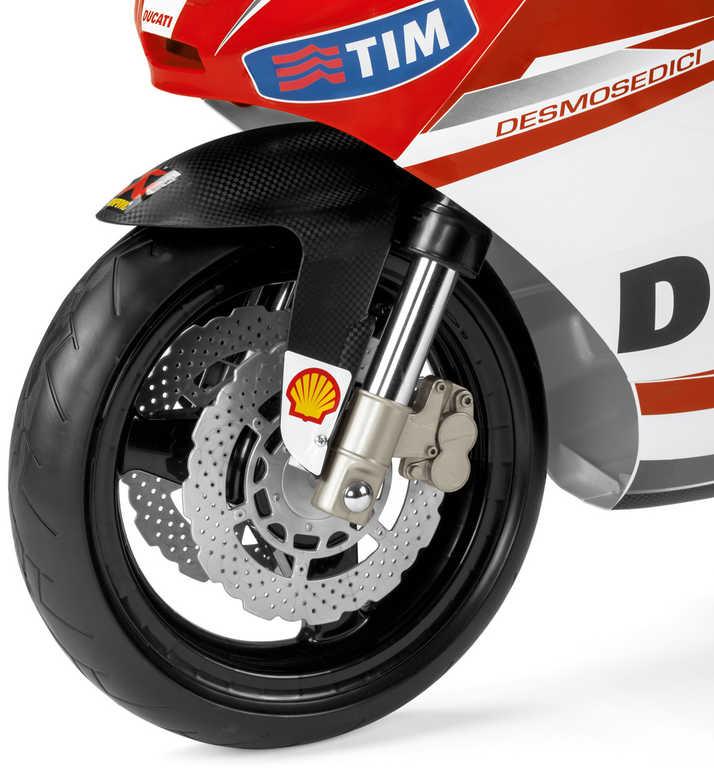 PEG PÉREGO DUCATI GP 12V 2015 elektrické vozítko motorka pro děti