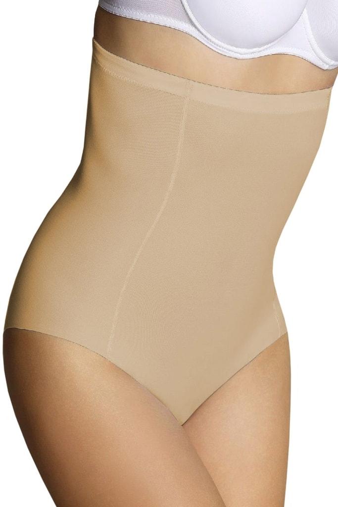 Stahovací kalhotky Vala plus beige - 3XL