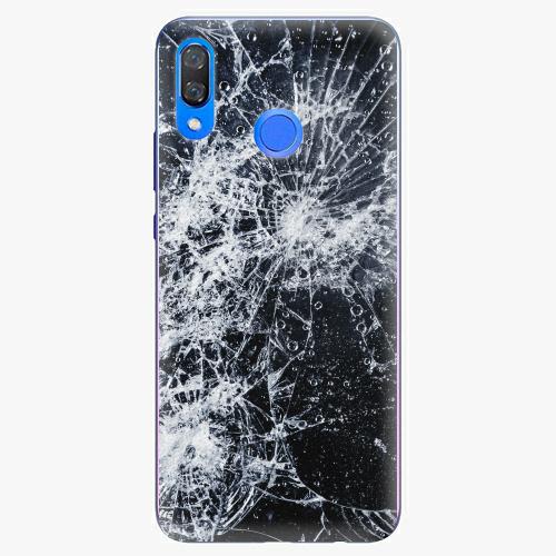 Plastový kryt iSaprio - Cracked - Huawei Y9 2019