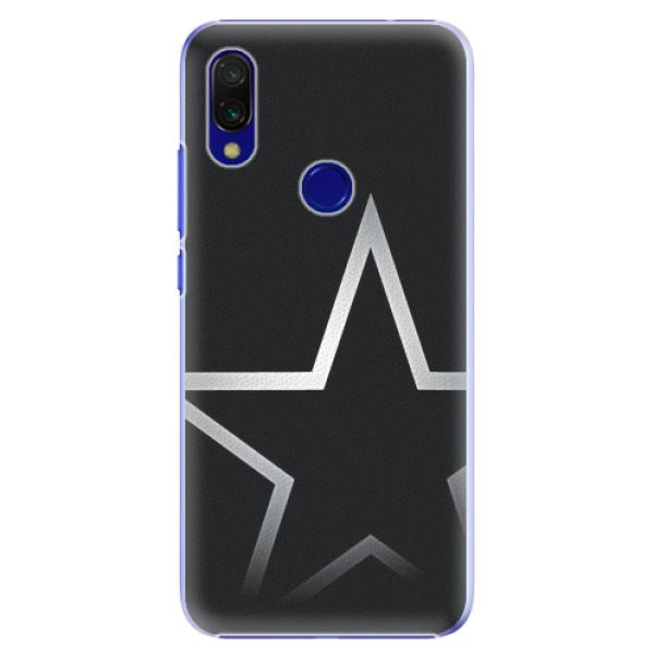 Plastové pouzdro iSaprio - Star - Xiaomi Redmi 7