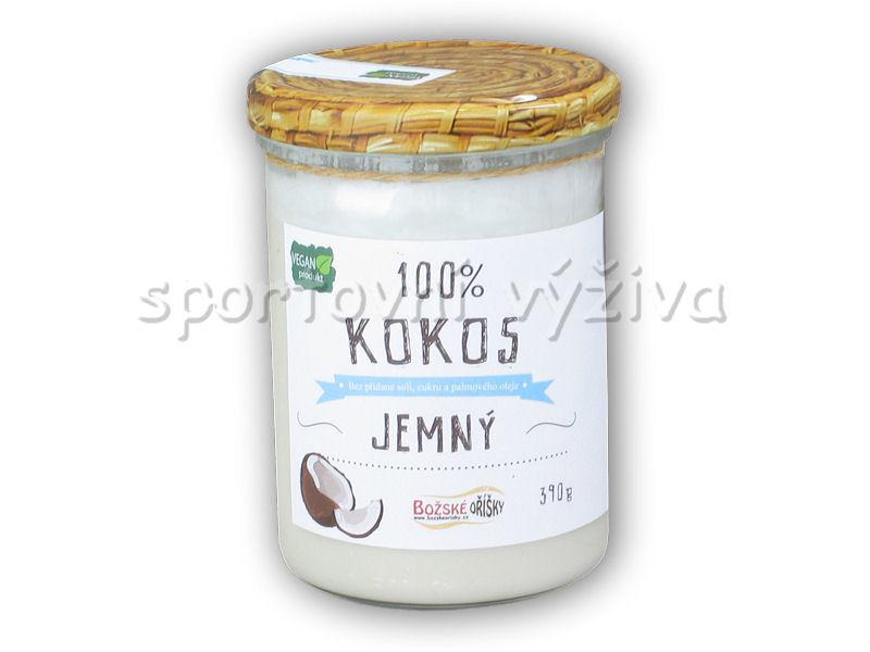 100% kokosový krém 390g