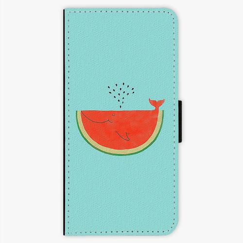 Flipové pouzdro iSaprio - Melon - Samsung Galaxy S7 Edge