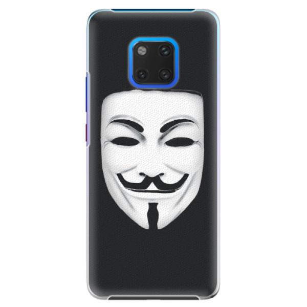 Plastové pouzdro iSaprio - Vendeta - Huawei Mate 20 Pro