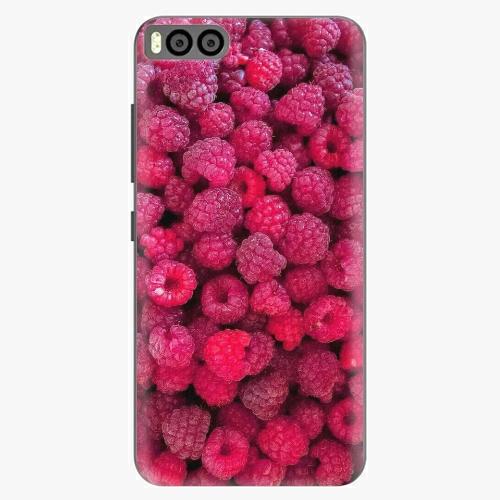 Plastový kryt iSaprio - Raspberry - Xiaomi Mi6