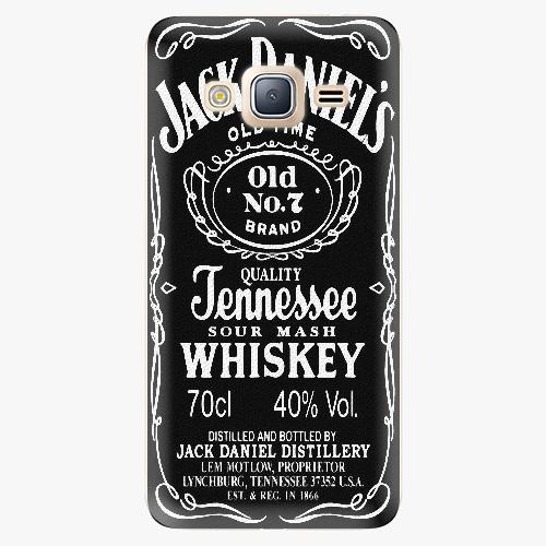 Plastový kryt iSaprio - Jack Daniels - Samsung Galaxy J3