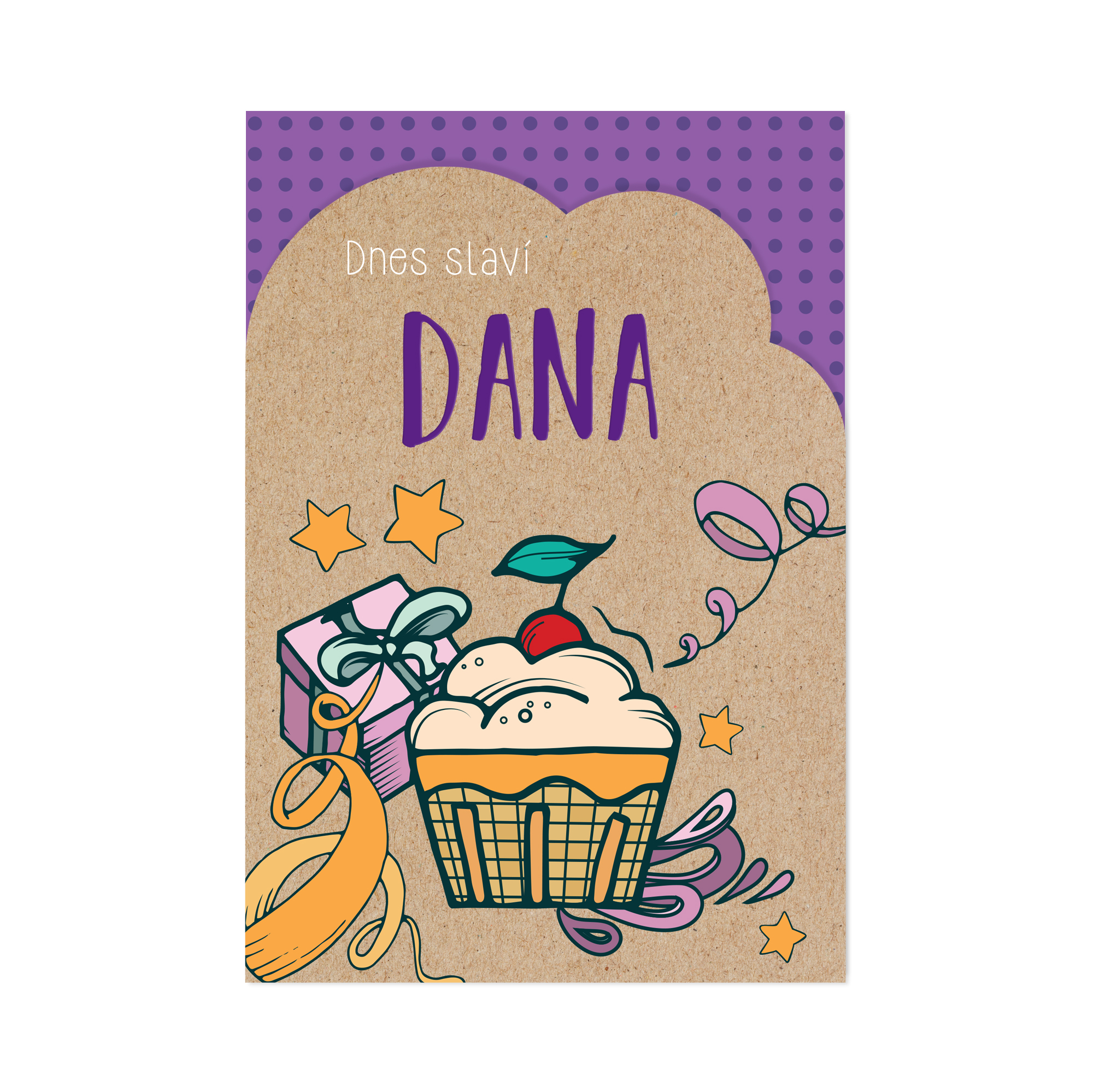 Přání - Dana