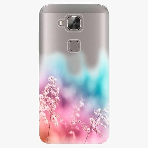 Plastový kryt iSaprio - Rainbow Grass - Huawei Ascend G8
