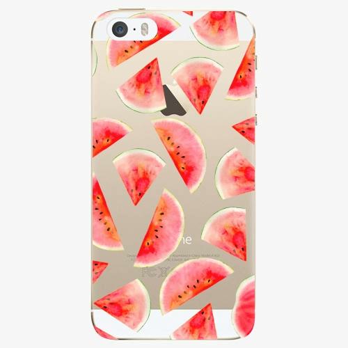Plastový kryt iSaprio - Melon Pattern 02 - iPhone 5/5S/SE