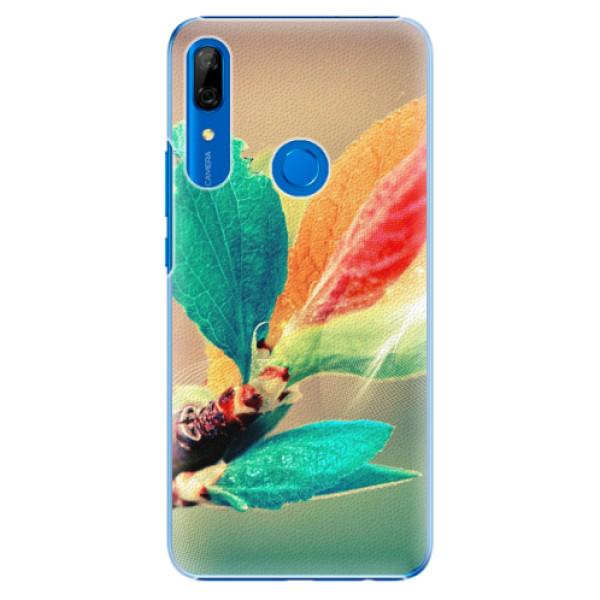 Plastové pouzdro iSaprio - Autumn 02 - Huawei P Smart Z