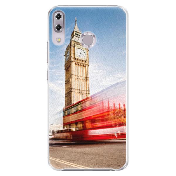 Plastové pouzdro iSaprio - London 01 - Asus ZenFone 5Z ZS620KL
