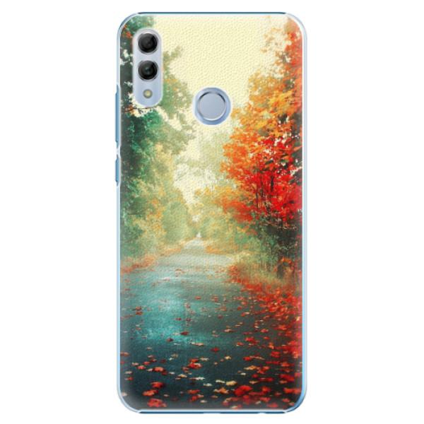 Plastové pouzdro iSaprio - Autumn 03 - Huawei Honor 10 Lite