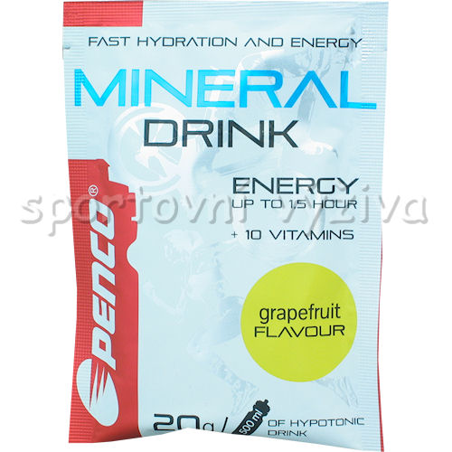 Mineral Drink 20g-grep