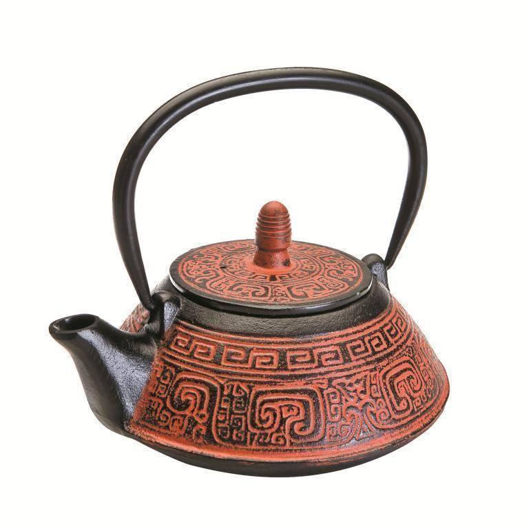 Konvice na čaj 0,8l India