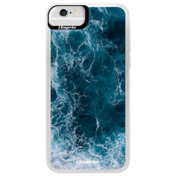Neonové pouzdro Blue iSaprio - Ocean - iPhone 6/6S