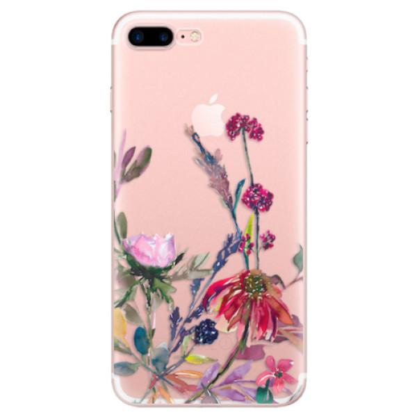 Odolné silikonové pouzdro iSaprio - Herbs 02 - iPhone 7 Plus