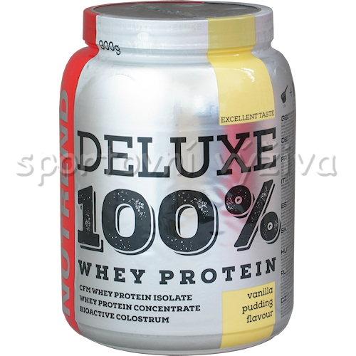 Deluxe 100% Whey - 900g-citronovy-cheesecake