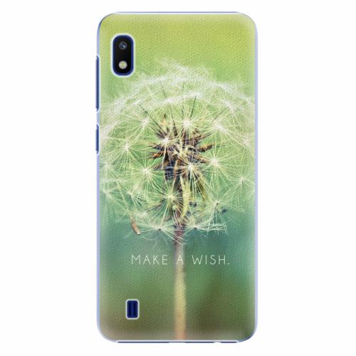Plastový kryt iSaprio - Wish - Samsung Galaxy A10