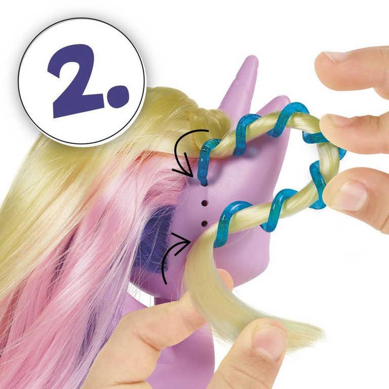 HASBRO MLP My Little Pony princezna Cadence set poník s kadeřnickými doplňky