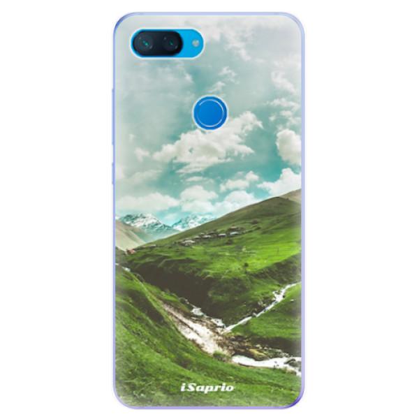 Odolné silikonové pouzdro iSaprio - Green Valley - Xiaomi Mi 8 Lite