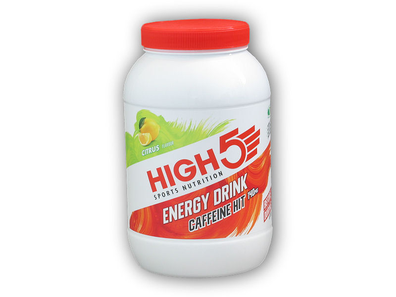 Energy Drink Caffeine Hit 1400g-citrus