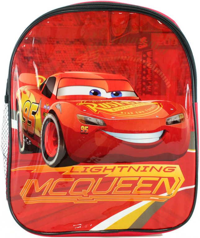 Batoh dětský Cars (Auta) nastavitelné popruhy klučičí v sáčku