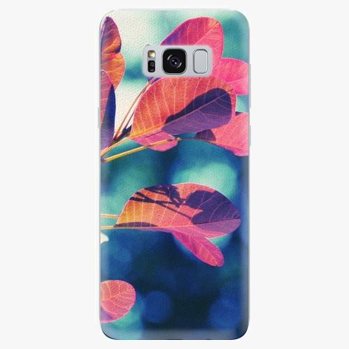 Silikonové pouzdro iSaprio - Autumn 01 - Samsung Galaxy S8