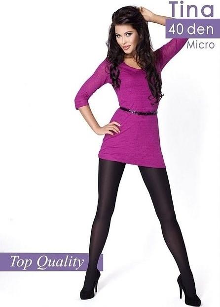 Punčochové kalhoty Mona Tina 40 DEN